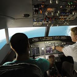 60 Minute Jet Flight Simulator Experience