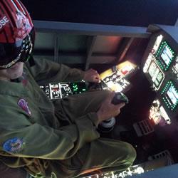 Jet Flight Simulator Adelaide - 120 Minute F/A-18 Fighter Jet Simulator Experience