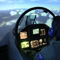 Jet Flight Simulator Sydney - 60 Minute F/A-18 Fighter Experience