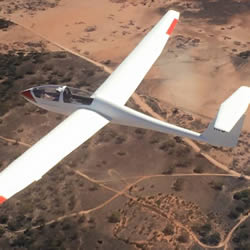 Sunraysia Gliding Club - Extended Air Experience Flight