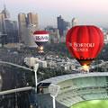Experience Flight - Sunrise Balloon Flight over Melbourne - Private Flight for 2