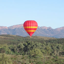Outback Ballooning - 60 Minute Balloon Flight over the Flinders Ranges