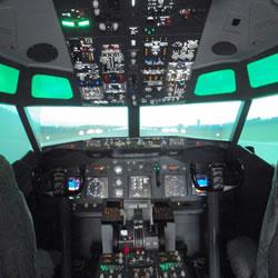 Jet Flight Simulator Perth - 60 Minute Jet Flight Simulator Experience